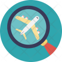 Search Flight Icon