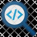 Search Foe Code Icon