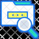 Search Search Folder Firewall Icon