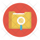 Search Folder Directory Icon