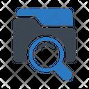 Search Folder Files Icon