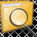 Folder Search Find Icon
