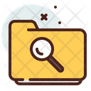 Folder Zoom Icon