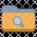 Search Folder Search Find Icon