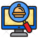 Food Search Package Icon