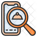 Search Food Icon