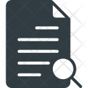 Search Content Marketing Icon