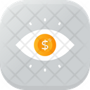 Search For Investment Business Eye Icon