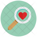Search for love Icon