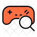 Search Game Icon