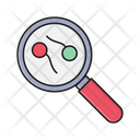 Germs Search Lab Icon