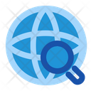 Globe Seo Business Icon