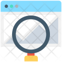 Search Graph Icon