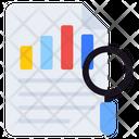Search Graph Icon