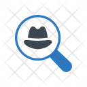 Search Magnifier Browsing Icon