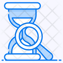 Search History Chronology Time Log Icon