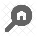 Search House Home Icon