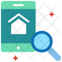 Search Home Icon