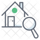 Search Building Search Home House Selection Icon