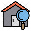 House Data Work Icon