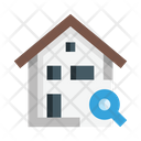 Search Home Search Houser Search House Icon