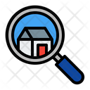 Search Home Search House House Icon
