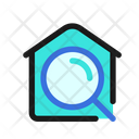Search Home Search House Search Icon