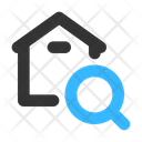 Search Home Search House Search Property Icon