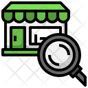 Search Home Search House Shop Icon