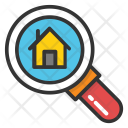 Search Home Property Icon