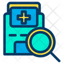 Search Find Hospital Find Icon