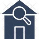 Search house Icon