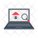 Search Online Realestate Icon