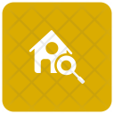 House Search Real Icon