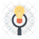 Search Idea Innovation Icon