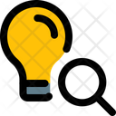 Search Idea Icon