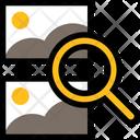 Search Image Search File Icon