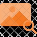 Search Photo Image Icon