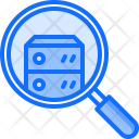 Search Magnifier Server Icon