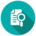 Document File Search Icon