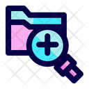 Document Folder Data Icon