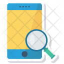Search Mobile Device Icon