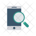 Search Mobile Phone Icon