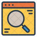 Search in Webpage Icon
