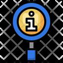 Search Info Icon