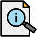 Search Information Icon