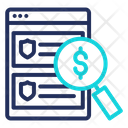 Search insurance Icon