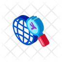 World Airplane Search Icon