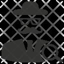 Search Intruder Icon