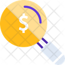 Search Investment Icon